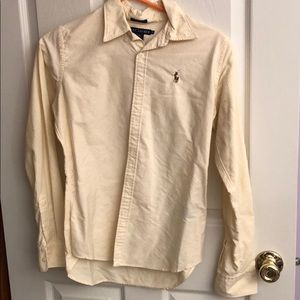 Ralph Lauren button up shirt 👕